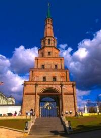 Башня Сююмбике в Казане и легенда о ней